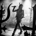 Watain in 013, foto Paul Verhagen