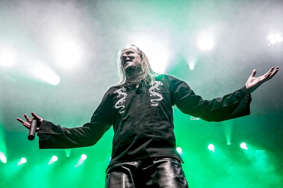 Wintersun in 013, foto Rob Sneltjes