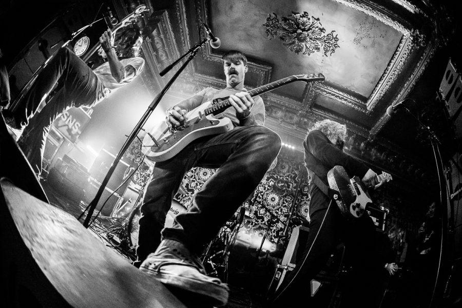 Tusky op Eurosonic, foto Rick de Visser