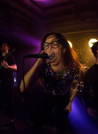 For I Am King op Buma Rocks! Eurosonic, foto door Rick de Visser