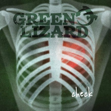 Green Lizard - Check