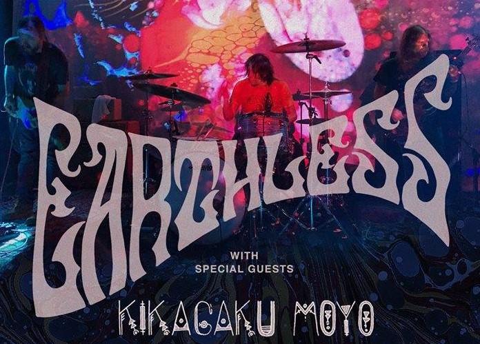 Earthless + Kikagaku