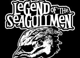 Albumreview: Verdwaald op zee met Legend of the Seagullmen