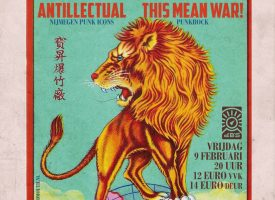 Green Lizard, Antillectual en This Means War! op Loud & Rising Tour