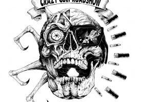 Crazy Cult Roadshow is terug met een stuk rockkaraoke en de debuutplaat