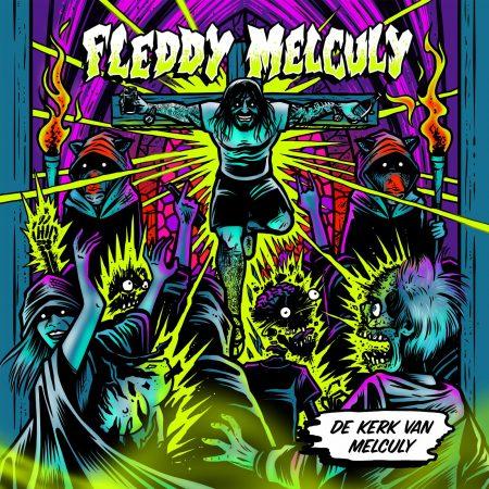 Cover artwork De Kerk Van Melculy, Fleddy