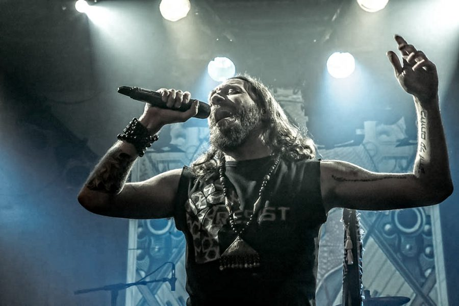 Orphaned Land in Willemeen, foto Rob Sneltjes