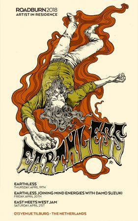 Roadburn-2018_Earthless_Artist-In-Residence
