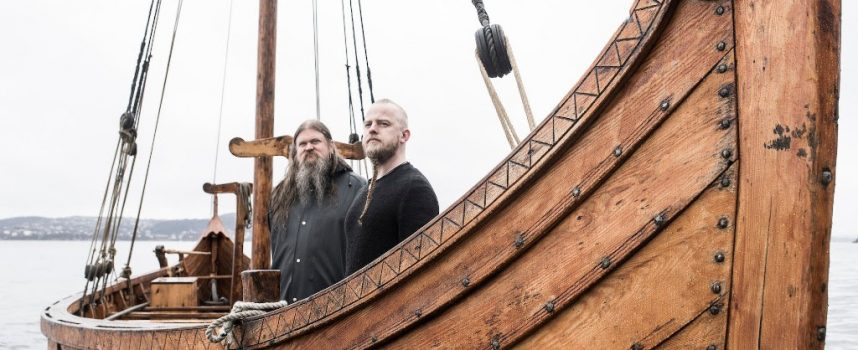 Roadburn-preview: Eerste single van Hugsjá (Einar van Wardruna, Ivar van Enslaved)