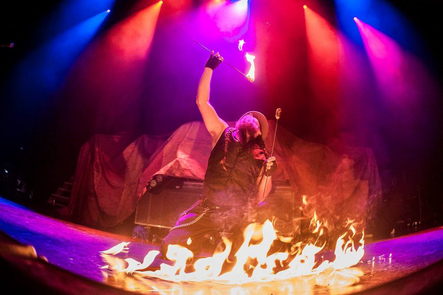 Avatar in TivoliVredenburg, foto Tim van Veen