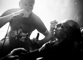 Gitzwart onheil op dag 2 van Netherlands Deathfest