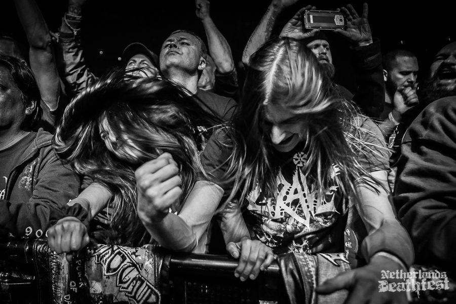 Netherlands Deathfest 2018, foto Paul Verhagen
