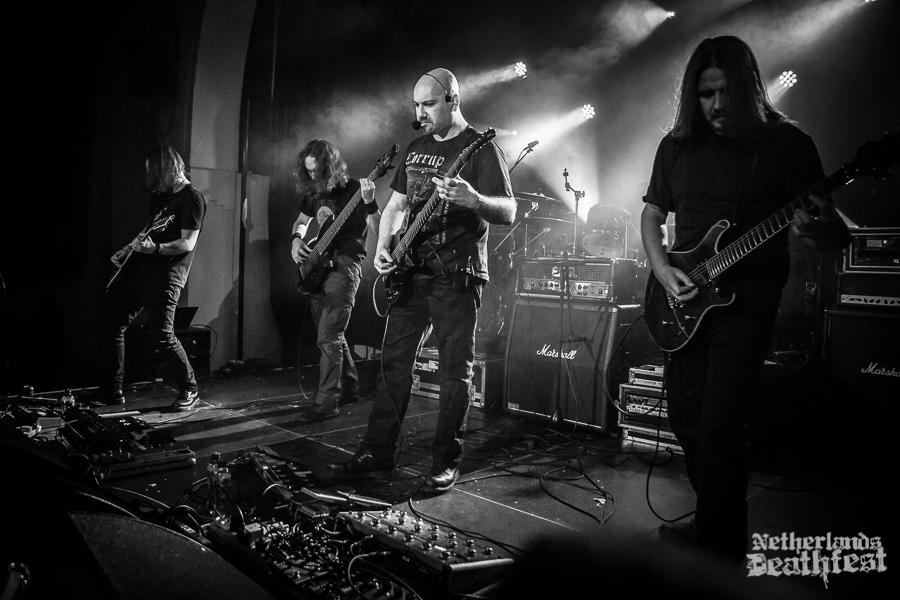 Esoteric op Netherlands Deathfest, foto Paul Verhagen