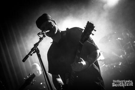Evoken op Netherlands Deathfest, foto Paul Verhagen