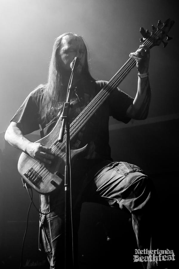 Fleshgore op Netherlands Deathfest, foto Paul Verhagen