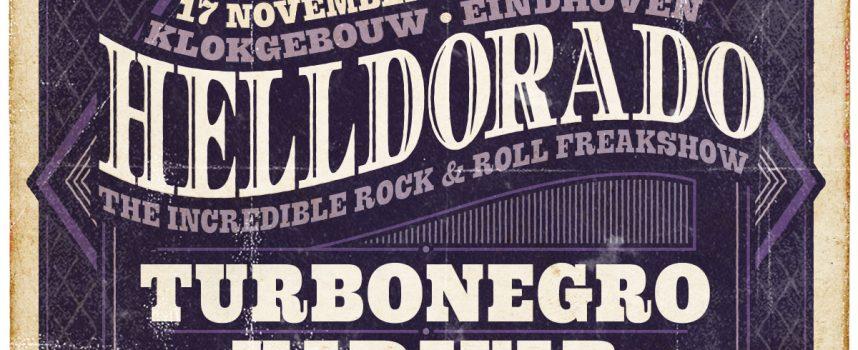 Turbonegro, Kadavar, Death Alley en meer namen voor Helldorado 2018