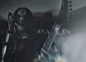 Fire and chaos in Iceland, the final chapter of the black metal festival farthest north of the Wall: Oration
