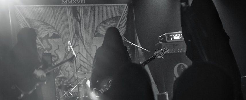 Vuur en chaos in IJsland bij laatste editie meest noordelijke black metalfestival Oration