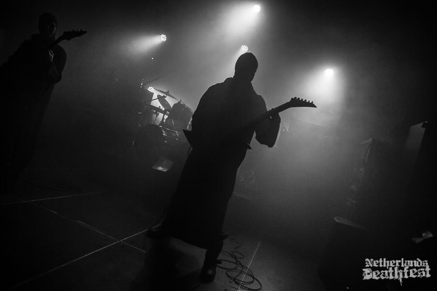 Profanatica op Netherlandse Deathfest, foto Paul Verhagen