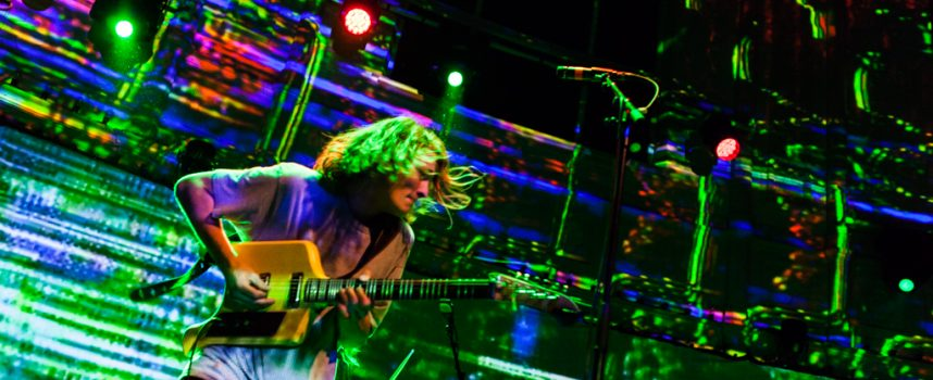 De jaarlijkse kerkdienst van King Gizzard & the Lizard Wizard