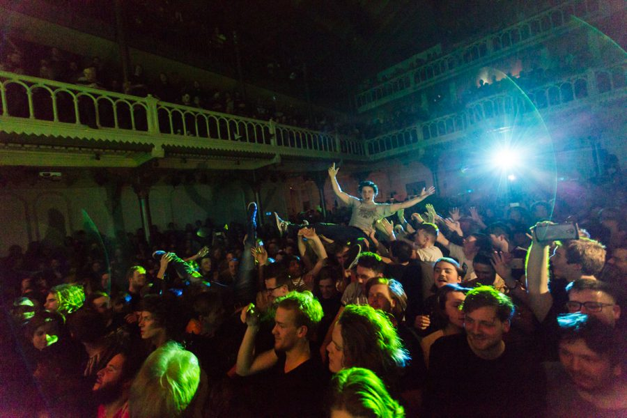 King Gizzard & The Lizard Wizard in Paradiso, foto Rick de Visser