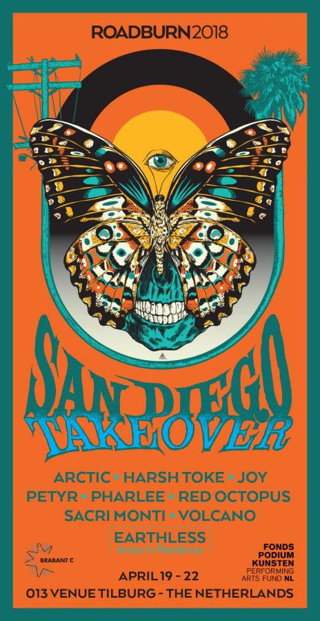 San Diego Takeover Roadburn