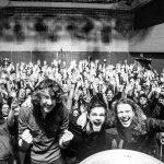 RUV, bij de albumpresentatie in Metropool, foto: Maron Stills