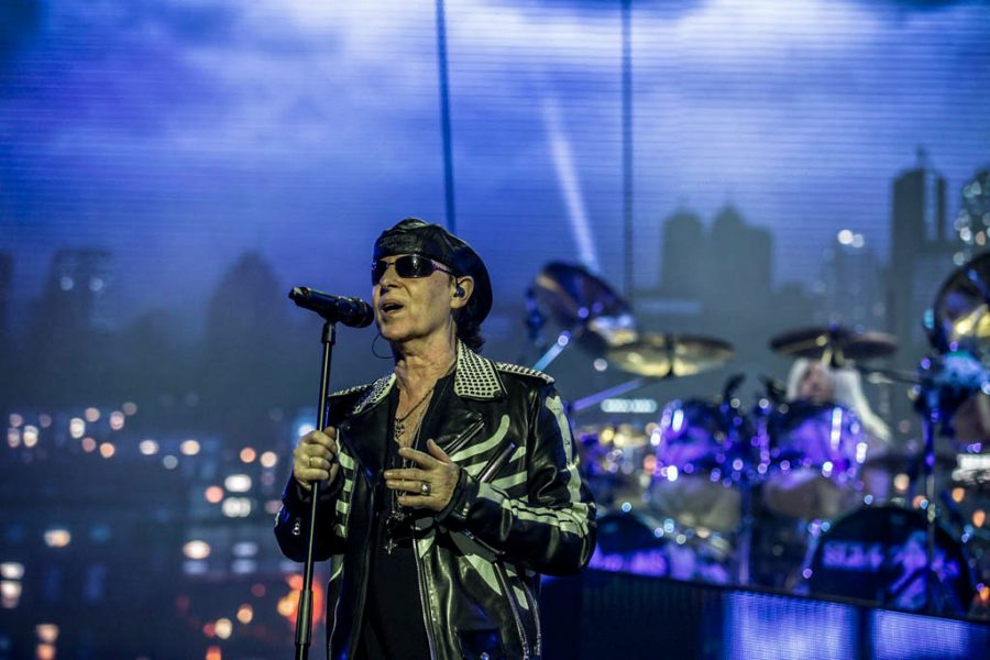 The Scorpions in Ziggo Dome, foto Rob Sneltjes