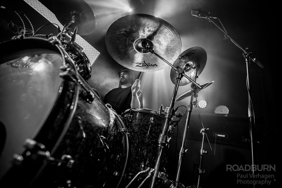 Future Occultism op Roadburn, foto: Paul Verhagen