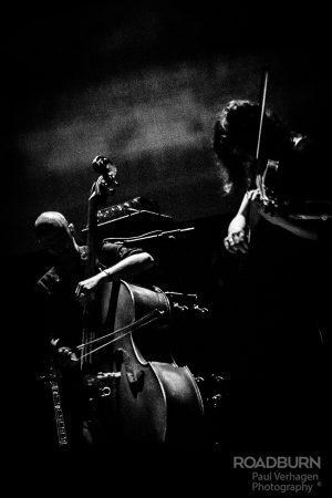 Godspeed You! Black Emperor op Roadburn, foto: Paul Verhagen