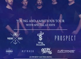 NL metalcore groeibriljant START/OVER gaat op headlinetour