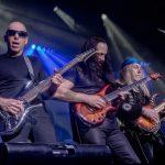 G3 met links Joe Satriani in het Klokgebouw, foto Rob Sneltjes
