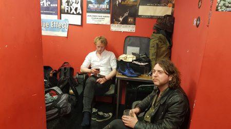 De kleine backstage van Jablonec Klub Na Rampe