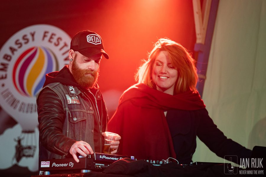 NMTH DJ's, foto Jan Rijk