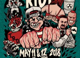 Rotterdam Riot is terug! Met 7 punkrockknallers in V11 en Rotown