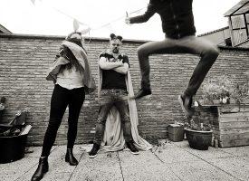 Shaolins The Very Very Danger gaan op Japanse, Nederlandse en Belgische toer