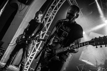 Yellow Eyes op Roadburn, foto: Paul Verhagen