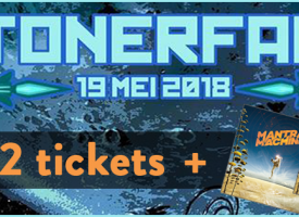 WIN: tickets voor Stonerfall in Alkmaar + gesigneerde cd Mantra Machine