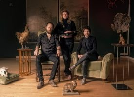 Certain Animals gaan Down The Rabbit Hole met smerige blues en Rotterdamse kantoorsoap
