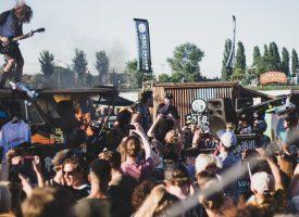 Popronde knaltip: Wildebeast fikt ook de foodfestivals af