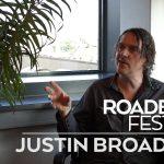 Godflesh Roadburn Justin K Broadrick