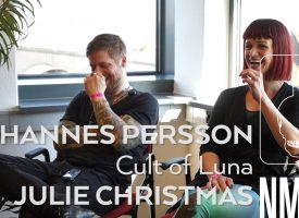 Roadburn video-interview: Johannes (Cult of Luna) & Julie Christmas over Mariner, hate comments en gender in metal