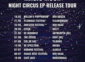 Sniester-psychtip: Magic Moon presenteert Night Circus EP