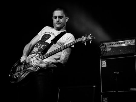Dead Cross in de Effenaar, foto Roy Wolters