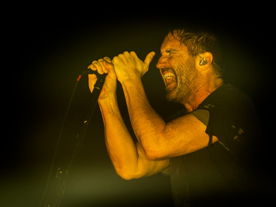 NiN in Afas Live, foto Roy Wolters