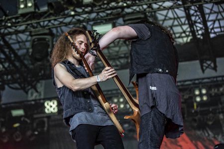 Betraying the Martyrs op Fortarock, foto: Rob Sneltjes