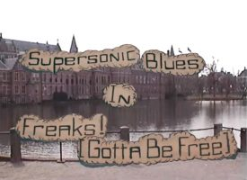 Popronde groove-tip: Supersonic Blues – Freaks! (Gotta Be Free)