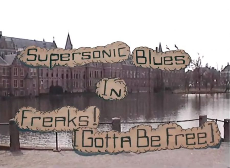 Supersonic Blues