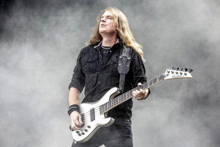 Megadeth op Graspop, foto Rob Sneltjes