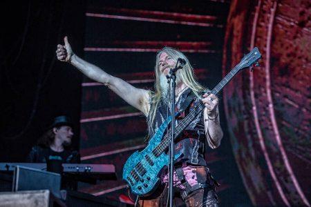 Nightwish op FortaRock 2018, foto Rob Sneltjes